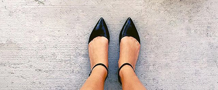 25 Unique Outfit Ideas You Can Wear With Your Plain Black Flats