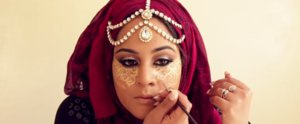 Henna Contouring Is the New Stunning Technique You Have to See