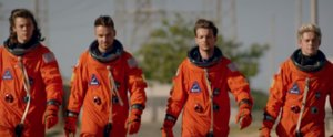 One Direction's First Music Video Without Zayn Will Raise Your Eyebrows All the Way to Space