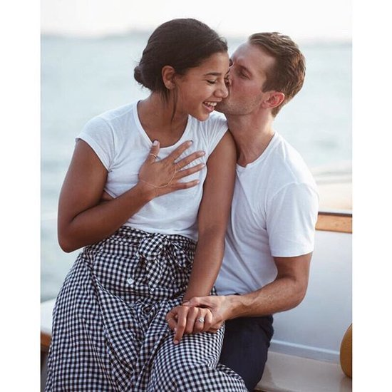 Hannah Bronfman Engagement Ring