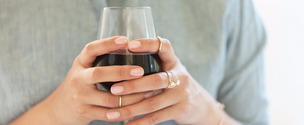 You May Be Pouring Too Much Wine in Your Glass