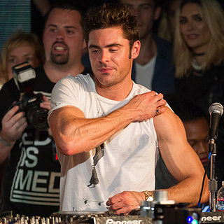 Can We All Take a Moment to Look at Zac Efron's Beautiful Bicep?