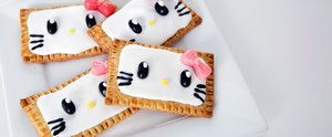 Breakfast Never Looked Cuter With Hello Kitty Pop-Tarts