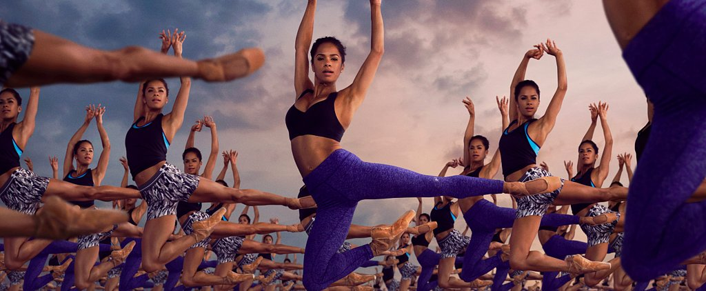 Misty Copeland and Steph Curry Are Here to Make Sure You Don't Skip Your Workout