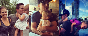 Sexy Star Stephen Amell Is the Cutest Dad to His Adorable Daughter