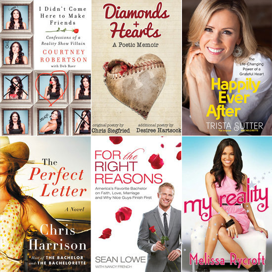 Get Your Dating Game in Shape With 17 Books by Bachelor Stars