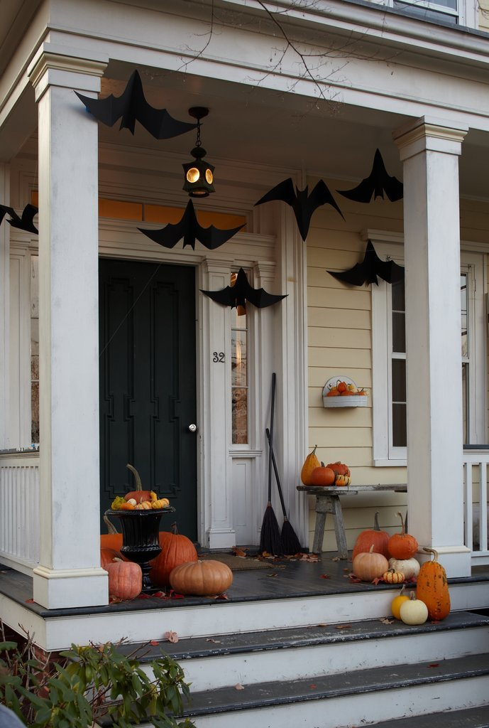 Outdoor Halloween Decorations POPSUGAR Home