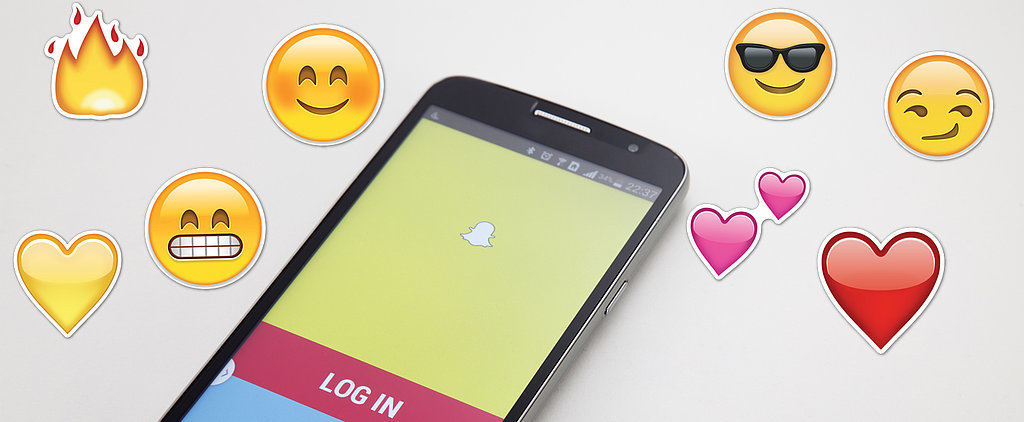 What Your Snapchat Emoji Really Mean