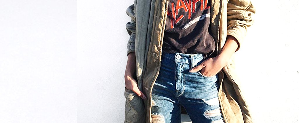 The T-Shirt Fashion Bloggers Can't Get Enough Of