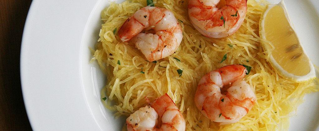 A Low-Carb, Gluten-Free Alternative to Shrimp Scampi