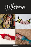 20 Crocheted Newborn Costumes For Their First Halloween