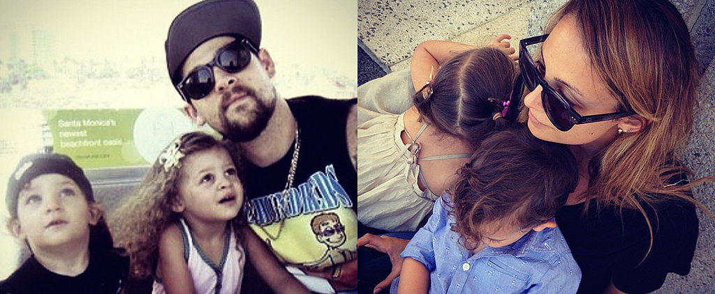 24 Utterly Cute Snaps of Nicole Richie and Joel Madden's Sweet Family