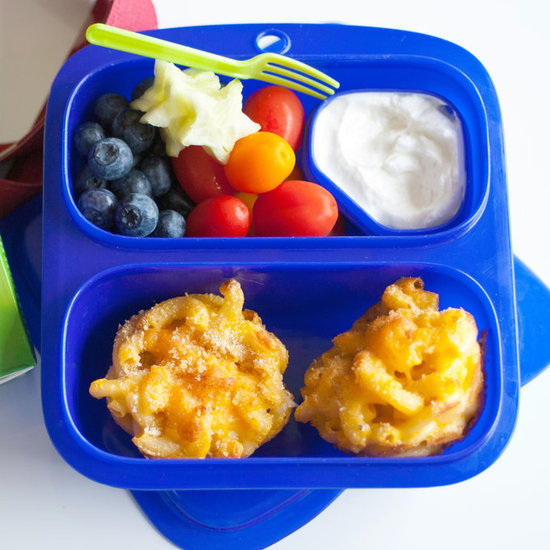 Pack Up These Macaroni and Cheese Bites For School Lunch
