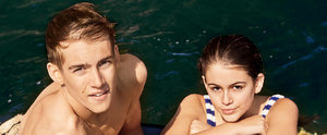 Cindy Crawford's Kids Just Made Their American Vogue Debut