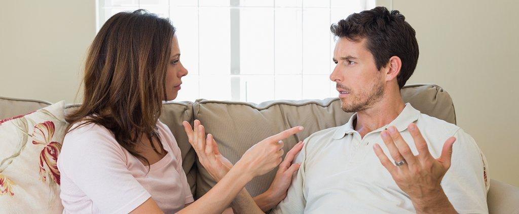 """Do You """"Parent"""" Your Partner?"""