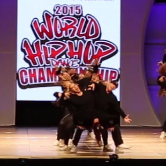 World Hip-Hop Championships 2015 Royal Family Dance (Video)