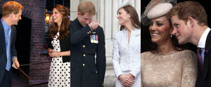 21 Times Kate Middleton and Prince Harry Got a Kick Out of Each Other