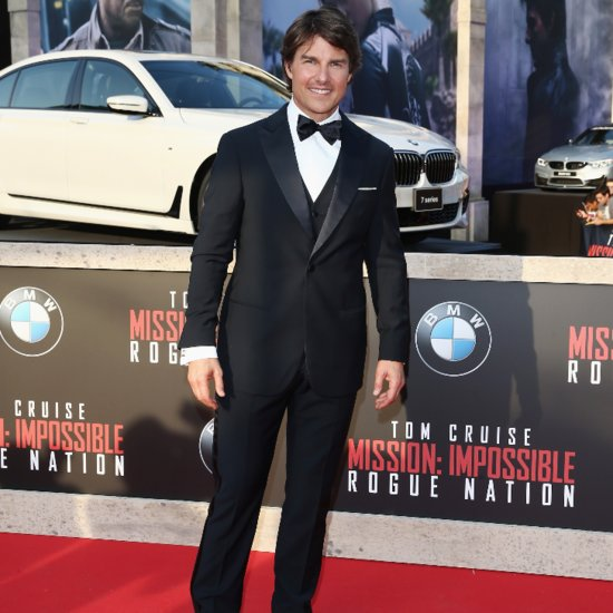 Tom Cruise's PR Reportedly Banned Journalists From Asking About Scientology