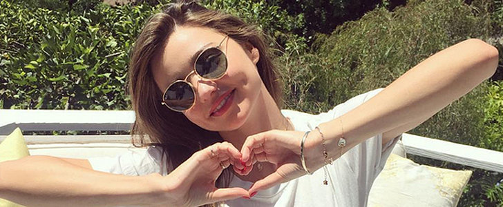 Is This Miranda Kerr Instagram Photo Too Racy?