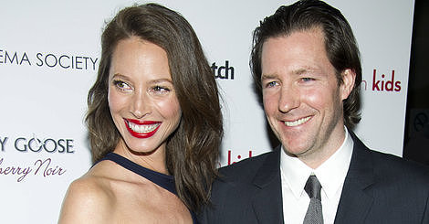 Ed Burns And Wife Christy Turlington's First Meeting Is One For The Books