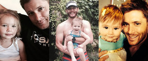 Proof Jensen Ackles Is the Sexiest and Sweetest Dad Out There