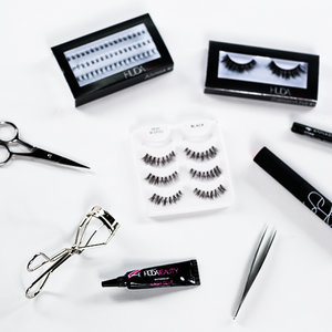 How to Apply Fake Lashes Video