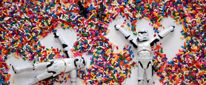 These Photos of Star Wars Legos in Different Situations Are Like a Burst of Happiness