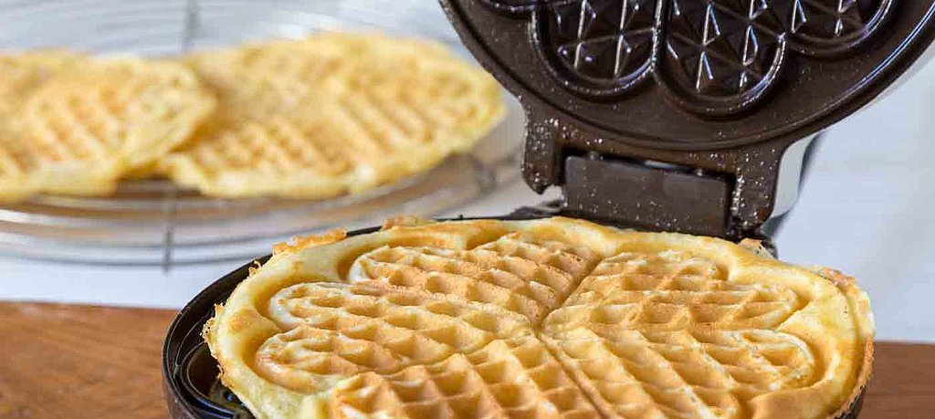 22 Things You Can Make in Your Waffle Iron