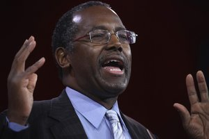 Ben Carson Says He Has Only Declared War On Women's  Insides