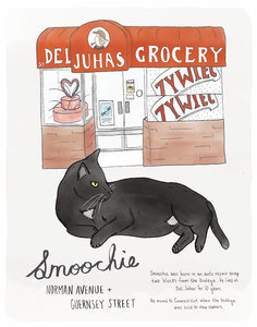 We Chat With Illustrator Sunny Eckerle About Her Bodega Cats