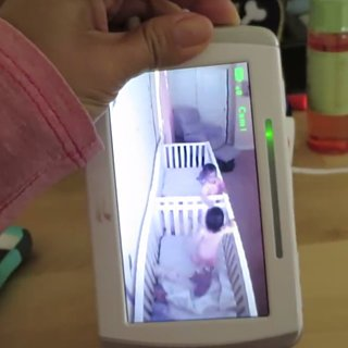 Twin Babies Pretend to Be Sleeping When Mom Calls to Them