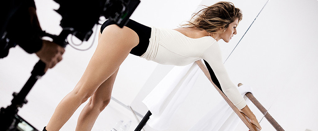 Gisele Bündchen Dances Her Booty Off in Stuart Weitzman's First-Ever Commercial