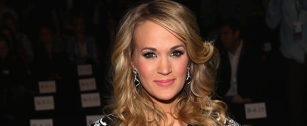 Carrie Underwood's Genius Workout Idea Proves You Can Get Fit Anywhere