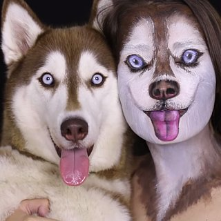 Husky Makeup Tutorial