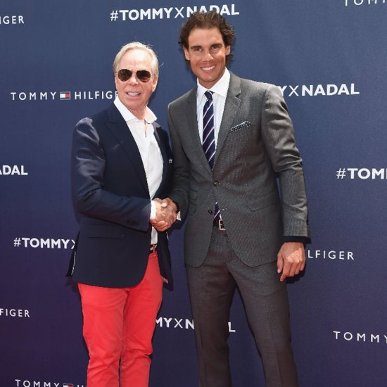The Relationship Between Tennis and Fashion as Told by Tommy Hilfiger