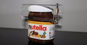 A Nutella Lock For When You Can't Stop, Won't Stop