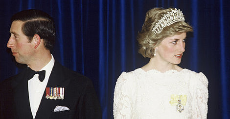 A Look Back On Princess Diana And Prince Charles' Emotional Divorce