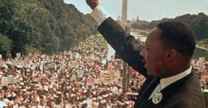 Martin Luther King Jr. Delivered His 'I Have A Dream' Speech 52 Years Ago Today