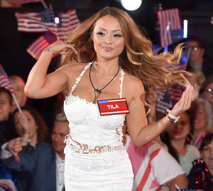 Tila Tequila Kicked Off Celebrity Big Brother for Past Hitler Rant