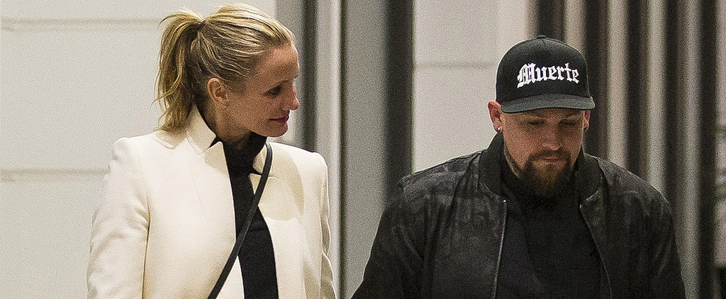 Cameron Diaz Is Completely Smitten With Benji Madden During Their Sweet Night Out
