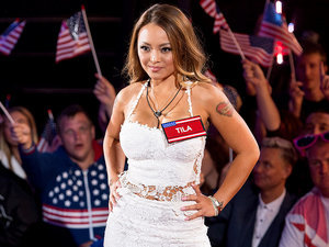 Tila Tequila Kicked Off Celebrity Big Brother For 2013 Comments Supporting Adolf Hitler, Says She Wants a 'Second Chance'