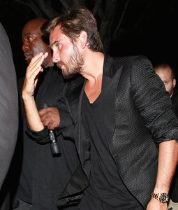 Scott Disick Jammed Out to Kanye West Club Music With Rod and Kimberly Stewart: Details