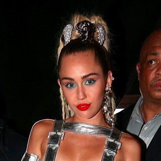 Miley Cyrus's Outfit at VMAs 2015