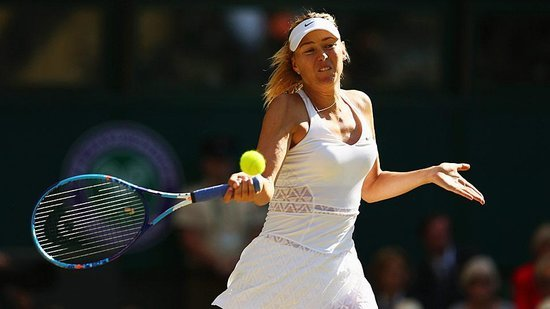 FROM SI: Maria Sharapova Will Not Compete in U.S. Open