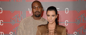 Kim and Kanye Are the Couple of the Night on the MTV VMAs Red Carpet