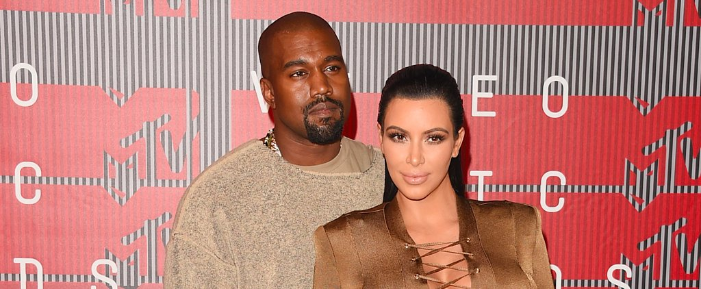 Kim Kardashian Laces Up For the MTV VMAs