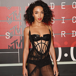FKA Twigs Makes an Absolutely Stunning VMAs Arrival