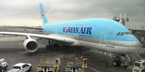 I just took a 14-hour flight on Korean Air and it was the best international flight I've ever taken