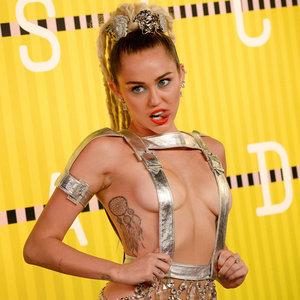 Miley Cyrus Outfit at 2015 MTV VMAs