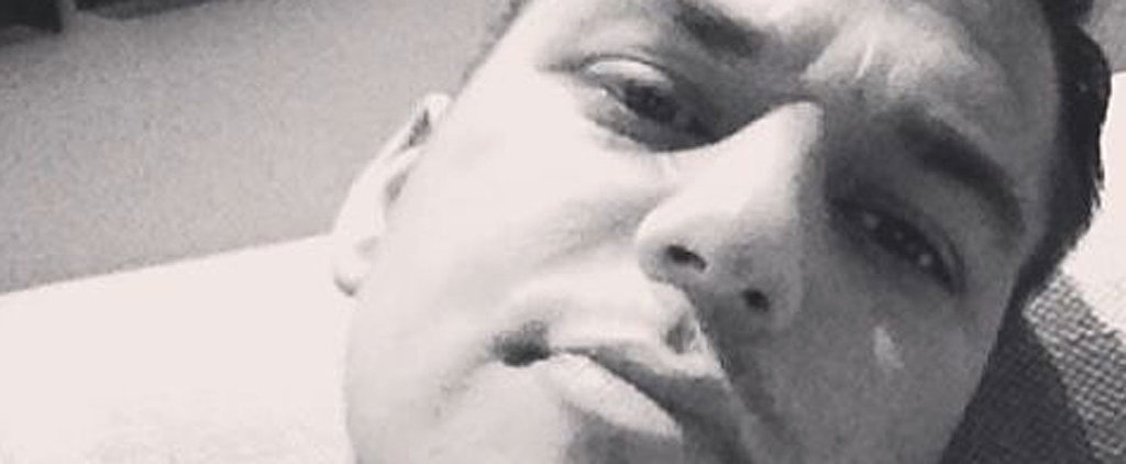 Rob Kardashian Looks Slim and Happy in New Instagram Selfie
